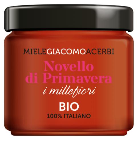 Miele Giacomo Acerbi Novello